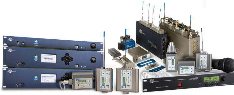 Products of Lectrosonics